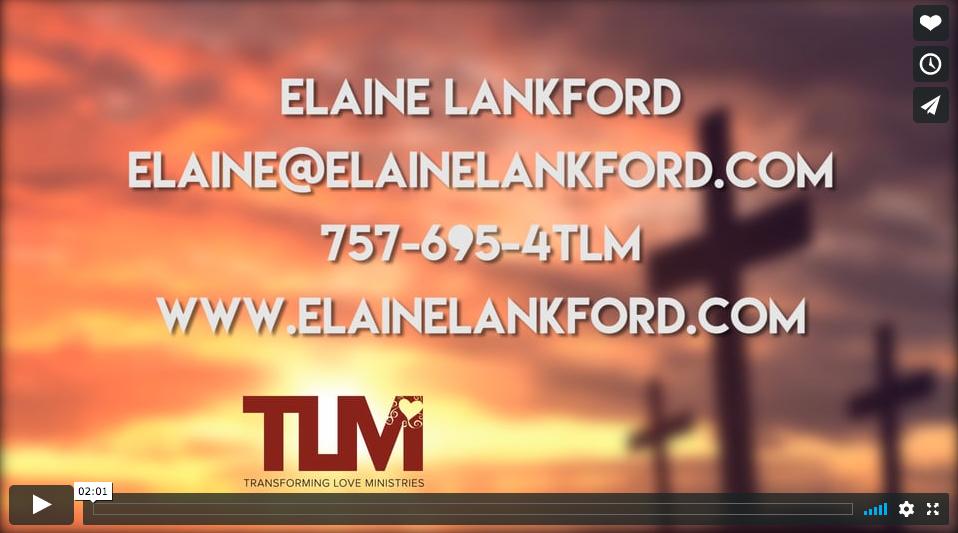 TLM - Elaine Lankford